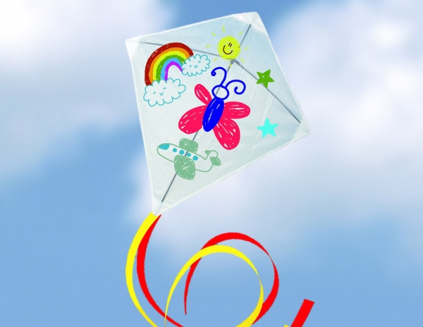 1242 PAINT YOUR KITE